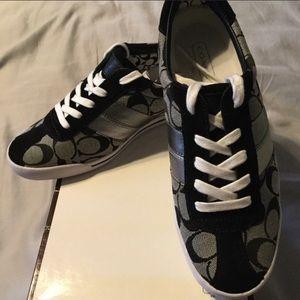 Coach Roseali Sneakers NWT 8.5